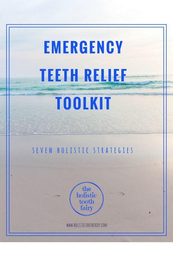 Emergency Teeth Relief Toolkit.