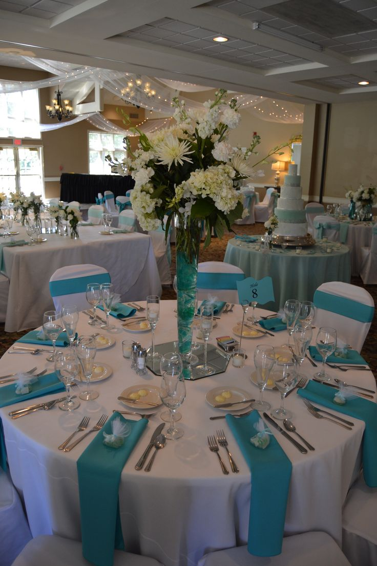 Reception at Brookside Golf & Country Club!
