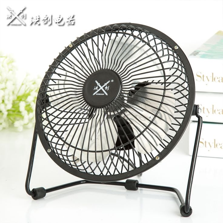 Free Shipping 6 Inch Large USB Small Fan Mute Fans //Price: $US $44.10 U0026  FREE Shipping // #clknetwork | Kitchen Appliances | Pinterest | Small Fan