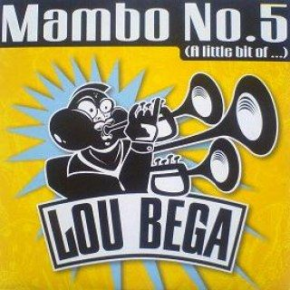 Lou Bega - Mambo nr. 5