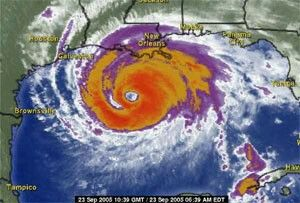 Hurricane Rita, 2005, slowly meandering around the Gulf of Mexico for days, providing much needed surf to wave starved surfers all over these shores, what a Lady!!!!