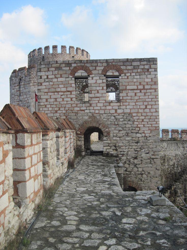 Yedikule Istanbul, Turkey ... @ivannairem .. https://tr.pinterest.com/ivannairem/castels-fortress-palace-ii/