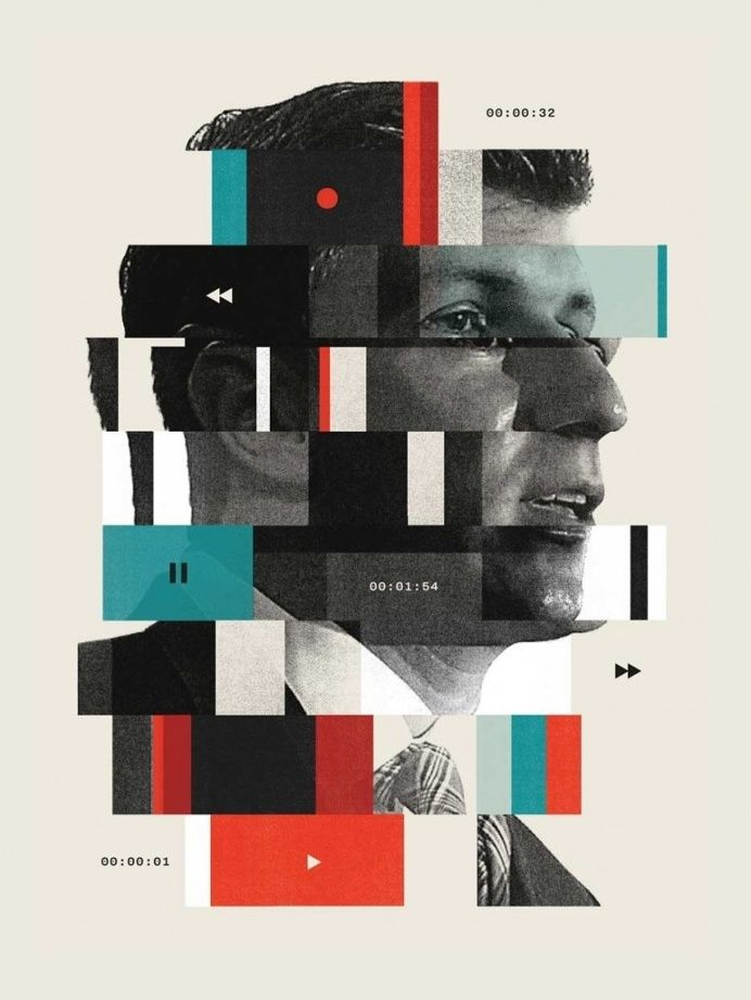The New Yorker — Sting of Myself in Poster