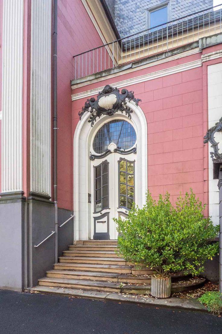 Fresh Haus mit Jugendstilelementen in Wuppertal Jugendstil Hauseingangst re Haust re T re Stuck
