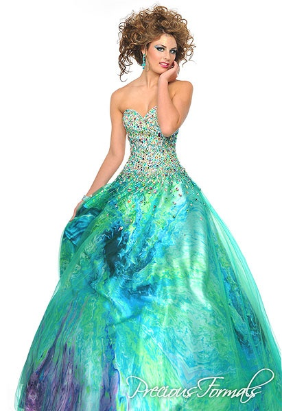 The 174 best Neon images on Pinterest   Prom dresses, Dress prom and ...