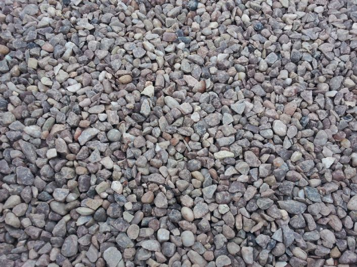 Gravel pea shingle bulk bag Bulk bags jumbo or dumpy bags have a minimum weight of 855kg Each tonne bag covers approximately 10m2 at 50mm 2 deep
