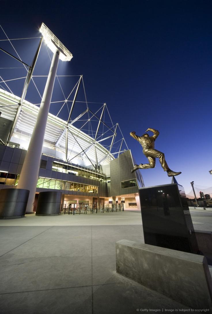 Image detail for -Melbourne Cricket Ground, Melbourne, Victoria, Australia.