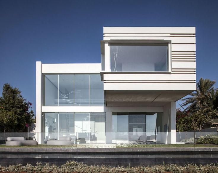A House By The Sea Shore By Pitsou Kedem Architect