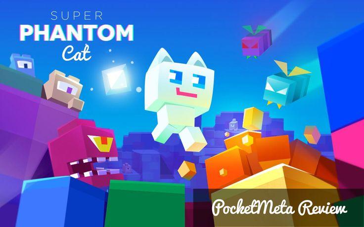 [Review] Super Phantom Cat – Platformer Done Right