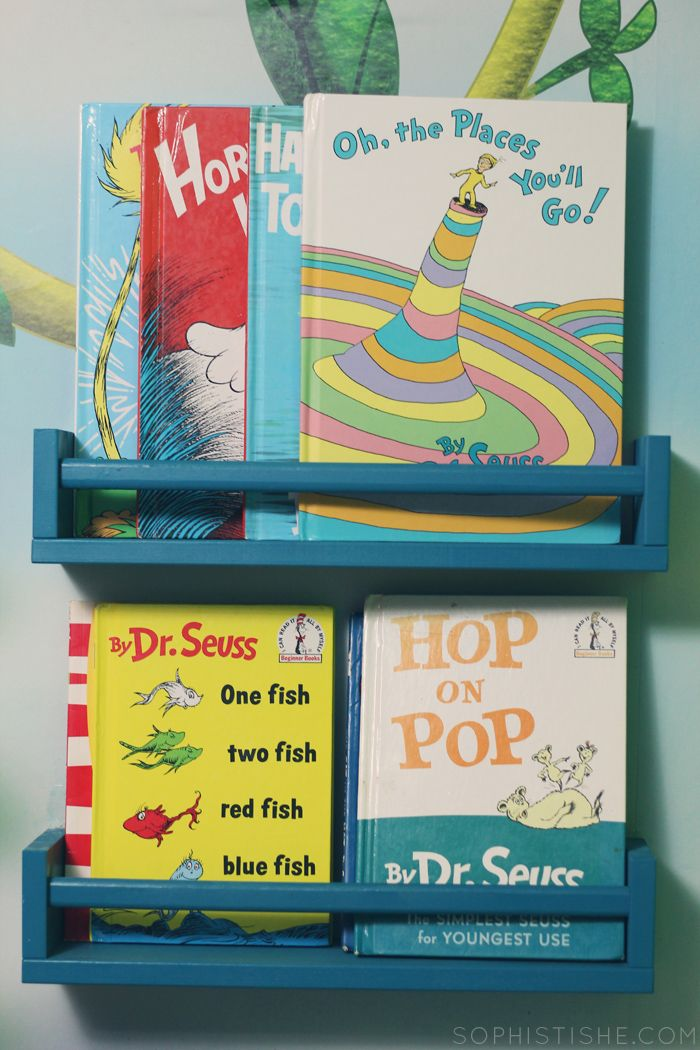 Read Across America Day Celebrating Dr. Seuss via @Sheena Birt Tatum (Sophistishe.com): Spray Paint Projects, Craft Projects, Racks Turned, Baby, Crafty Diy, Spice Racks, Diy Projects, Ikea Spice Rack