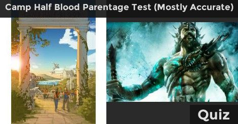 Love the Percy Jackson series or just curious what your Greek god/goddess parent would be? Take this quiz and get claimed by your godly parent.