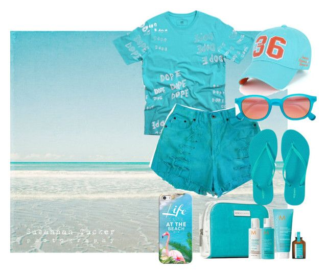 """""""Primsus #08"""" by oktaeprimsus on Polyvore featuring Moroccanoil, Old Navy, Casetify and Wildfox"""