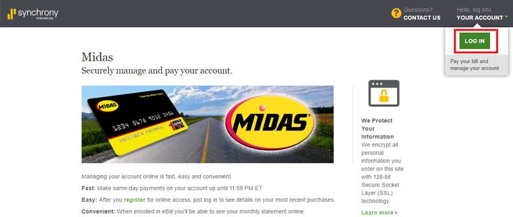 how to pay td bank credit card bill online