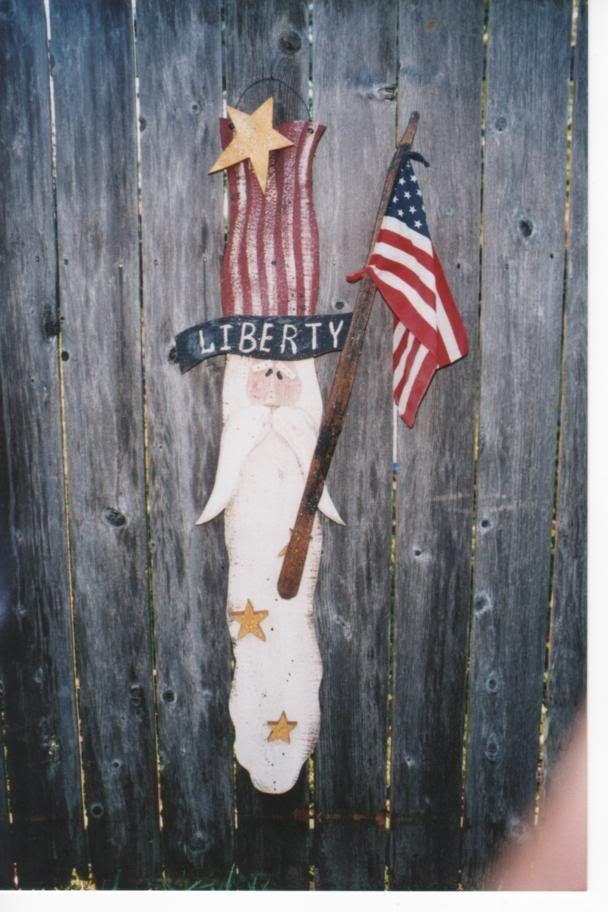 Primitive Wood Crafts | Wood Craft Primitive Americana Uncle Sam Pattern WA602 | eBay