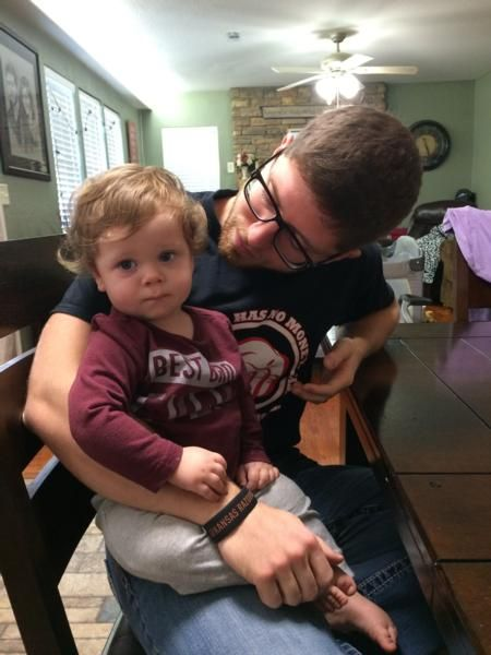 Spurgeon's 11 Months Old Photos - The Seewald Family