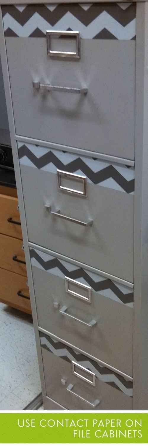 Classroom Cabinet Design : Clever diy ways to decorate your classroom cabinet