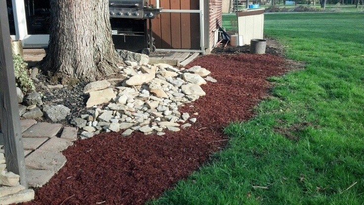 Landscaping Ideas For Uneven Yard : The world s catalog of ideas