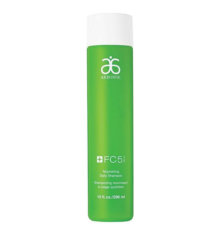 Arbonne FC5 Pielęgnacja włosów Odżywczy szampon do codziennej pielęgnacji