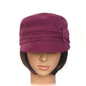 TRAIL CAP - orchid purple cotton corduroy - Rosehip Hat Studio