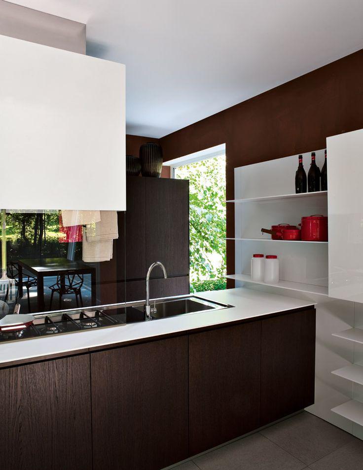 No hardware? Design and Modern Kitchens Inspirations | Elmar Cucine