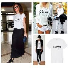 Resultado de imagen para famosas con camisetas blancas