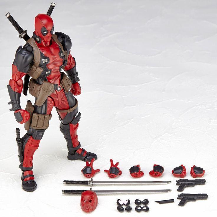 Revoltech Deadpool Figure - Toy Discussion at Toyark.com