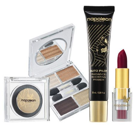 Love this! Makeup from the new Napoleon Perdis Cinderella collection is designed to deliver a radiant look.