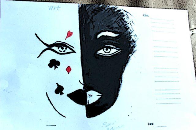 """""""6ª feira 13"""" - 2014 by Sara Marcus para Câmara Municipal de Montalegre - Ecomuseu de Barroso http://saritamarcus.wix.com/livrosdemaquilhagem"""