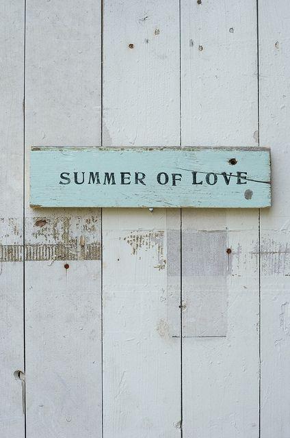 Me encanta el verano. Tiempo de descanso