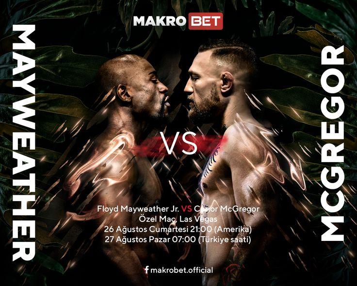 Floyd Mayweather Jr. - Conor McGregor Dünya Boks Konseyi (World Boxing Council (#WBC)) bu yıl ilk defa verilmemiş bir ödül ortaya koyarak özel bir dövüşü organize etti. Tüm zamanların en iyi boksörlerinden biri olarak görülen, Profesyonel boksta, WBA'da Valter sıklet, Süper Valter Sıklet, WBC'de Velter Sıklet, Süper Velter Sıklet ve WBO'da Velter Sıklette kemer sahibi Amerikalı eski boksör Floyd #Mayweather Jr. ile İrlandalı karma dövüş sanatları ustası ve eski UFC tüy sıklet, şimdiki UFC…