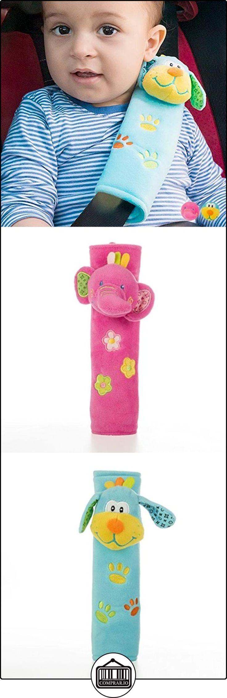 Almohadilla Protectora para Cinturón de Seguridad  ✿ Seguridad para tu bebé - (Protege a tus hijos) ✿ ▬► Ver oferta: http://comprar.io/goto/B01H743JS6