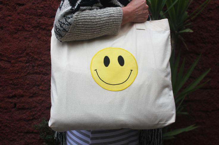 Totebag Smile