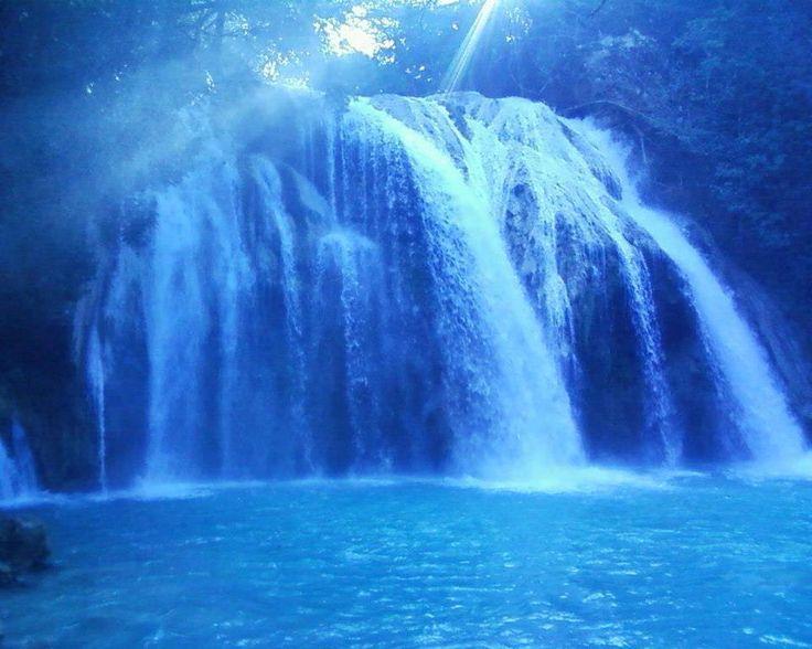 Cascadas el Chiflón Chiapas mexico