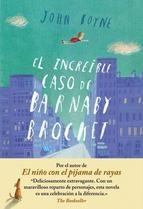 El increible caso de Barnaby Brocket, de John Boyne