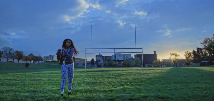 adidas StellaSport Shares 'BREAK A SWEAT' by Petra Collins | Sidewalk Hustle