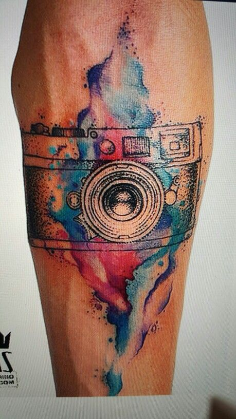 Eh not a fan of the camera but beautifully done watercolor ink and texture in the camera