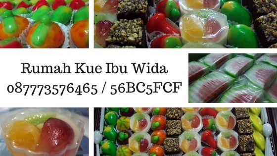 Rumah Kue Ibu Wida | Toko Kue di Kota Serang Banten