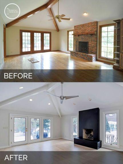 Prima e dopo 10 progetti ispiranti per la vostra casa for Progetti per la casa