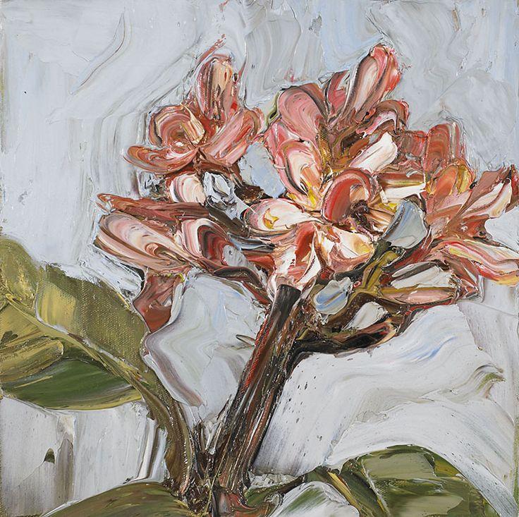 Nicholas Harding, Pink Frangipani, 2003