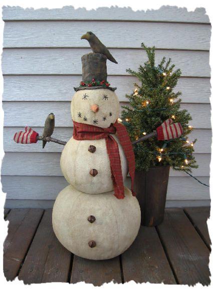PatternMart.com ::. PatternMart: Snowman Greeter