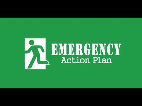 Best Emergency Action Plan
