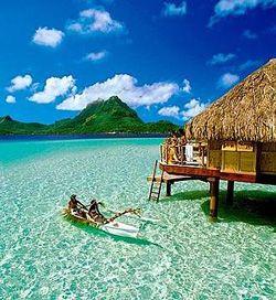 Γαλλική Πολυνησία, Bora Bora 13 ημέρες - PamePaketo.gr