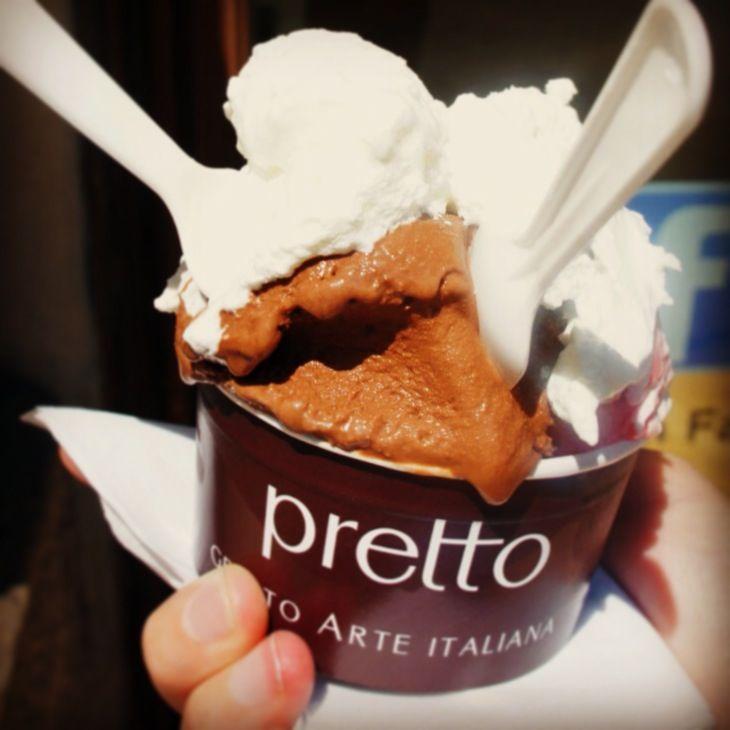 Pretto gelato in Verona www.thegelatosmith.com