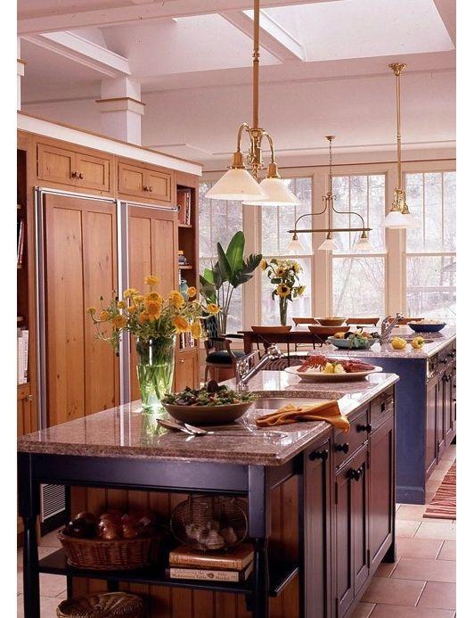 132 Best Images About Kitchen: Best Islands On Pinterest