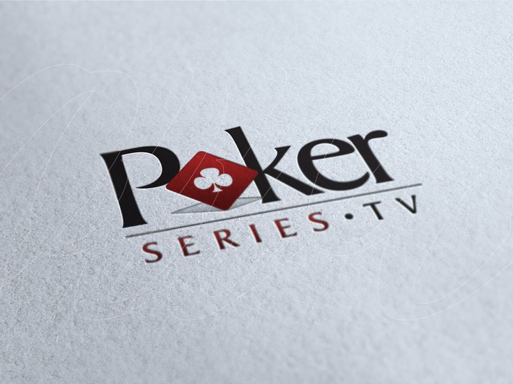 Logo - Poker Series TV