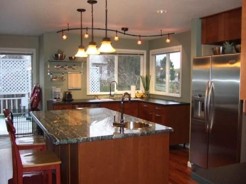 27 best images about kitchen remodel on pinterest for Kitchen countertops and cabinet combinations