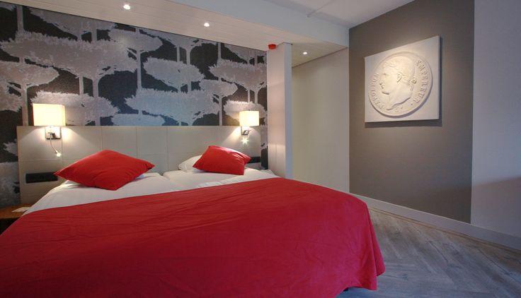 Comfort kamer gerenoveerd