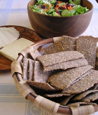 red fife crackers