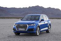 All-New 2016 Audi Q7 Revealed, Drops 325kg or 717Lbs, Looks Like a Big Q3 [25 Pics]