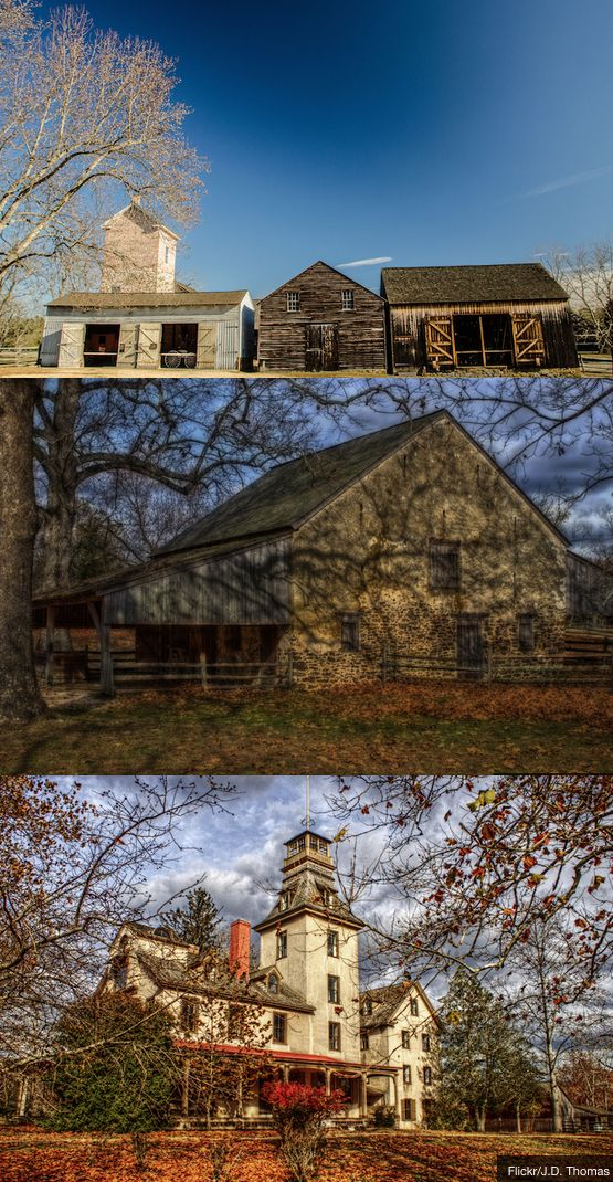 One of the country's best preserved ghost towns is in New Jersey!